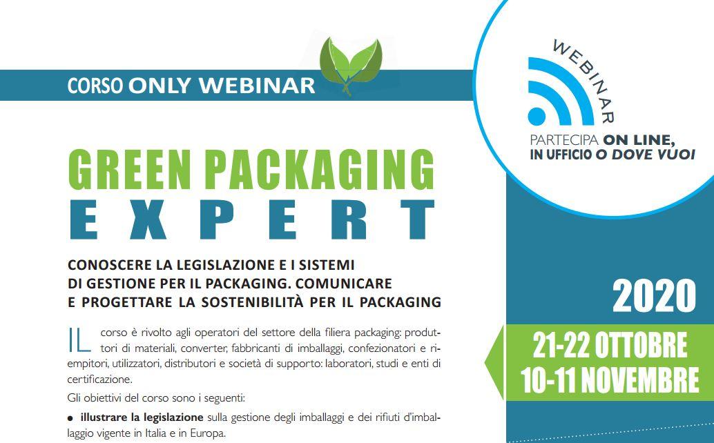 Green packaging expert