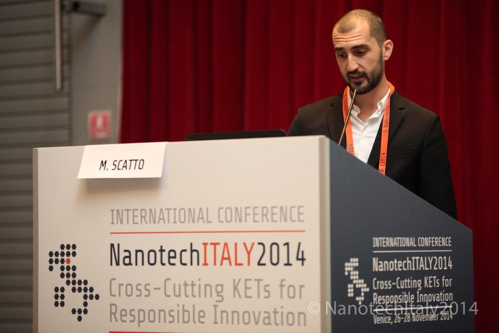 Marco Scatto talk Lisbona