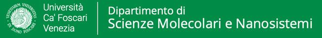 Dipartimento di scienze molecolari e nanosistemi