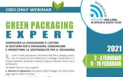 Green packaging Expert. Edizione 2021