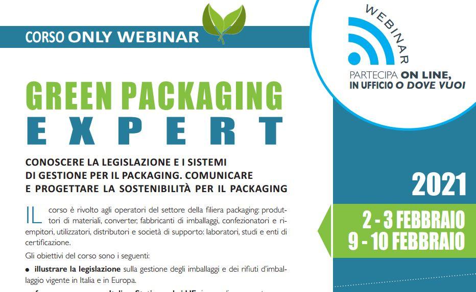 Green packaging expert 2021