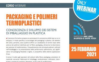 Packaging e Polimeri termoplastici. Edizione 2021